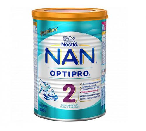 Детское питание в Молдове nestle nan 2 2*400г