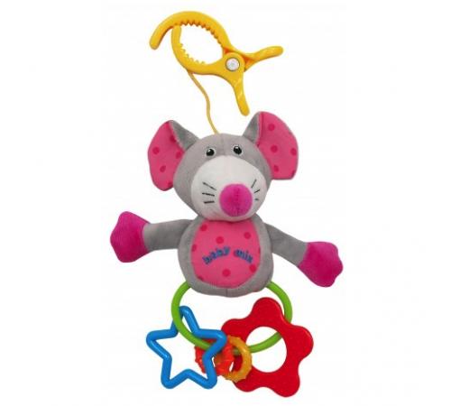 Jucării pentru Copii - Magazin Online de Jucării ieftine in Chisinau Baby-Boom in Moldova baby mix  ef-te-8543-m zornaitoare plus soarece