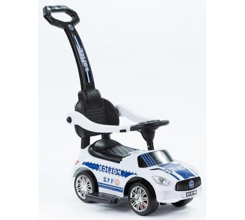 """baby mix ur-bej919 Машина с ручкой """"Полиция"""""""