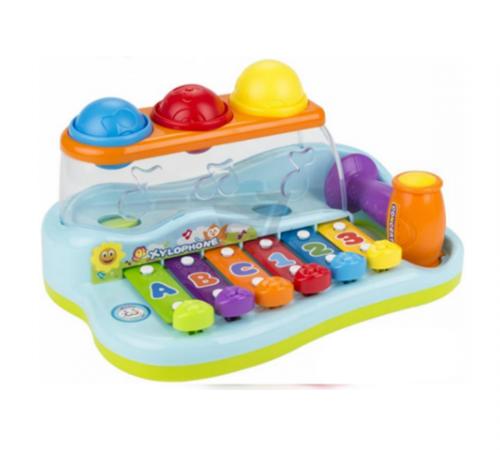 """Детскиймагазин в Кишиневе в Молдове hola toys 856 Музыкальная игрушка """"Ксилофон"""""""