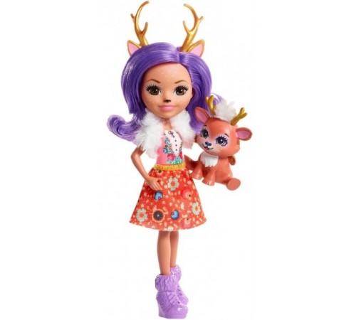 """enchantimals fnh23 Кукла """"Оленица Дениса"""""""