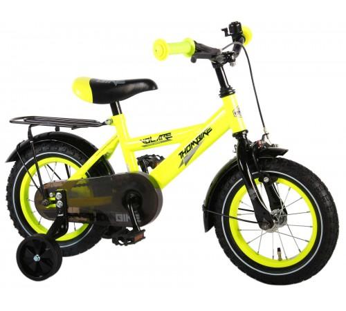 "volare 91201 Велосипед ""thombike 12"" желтый"