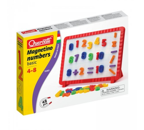Jucării pentru Copii - Magazin Online de Jucării ieftine in Chisinau Baby-Boom in Moldova quercetti 5183 set de cifre magnetice