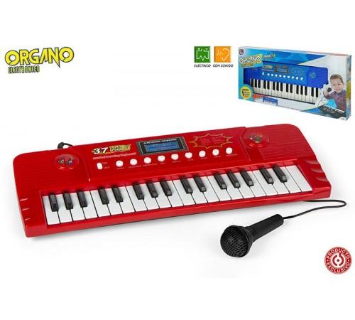 color baby 43592 pian cu microfon în sort.