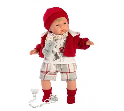 Детскиймагазин в Кишиневе в Молдове llorens Интерактивная кукла Саша 38555 (38 см.)