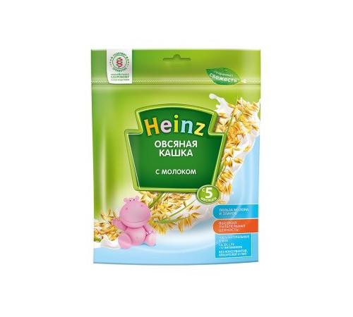 Детское питание в Молдове heinz Овсяная кашка с молоком (5m+)