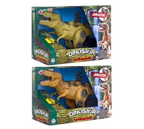 """globo 37859 Интерактивная игрушка """"Динозавр"""" в асс."""