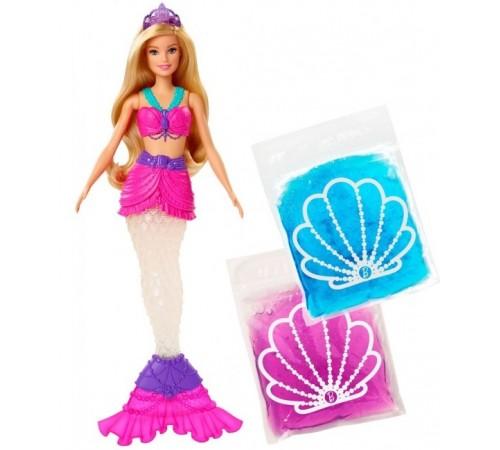 """Детскиймагазин в Кишиневе в Молдове barbie gkt75 Кукла Русалочка со слаймом """"Невероятные цвета"""""""