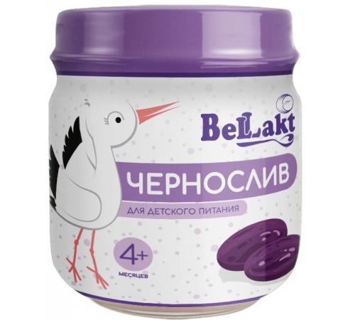 Детское питание в Молдове Беллакт Пюре из чернослива (4 м+)  80 гр.
