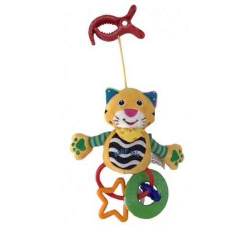 """Детскиймагазин в Кишиневе в Молдове baby mix ef-te-8377d-18t Игрушка для путешествий """"Тигр"""""""