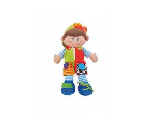 """Детскиймагазин в Кишиневе в Молдове baby mix ef-te-8081-38d Кукла плюшевая """"Мальчик"""""""
