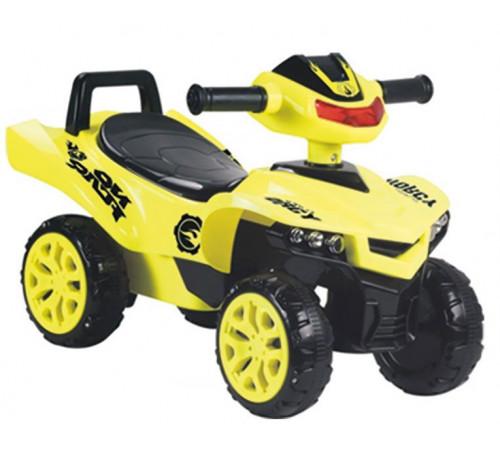 chipolino Машина atv rocatv02106ye жёлтый