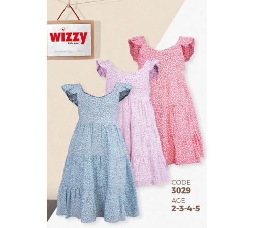 Одежда для малышей в Молдове wizzy 3029 Платье (2-3-4-5 лет.) в асс.
