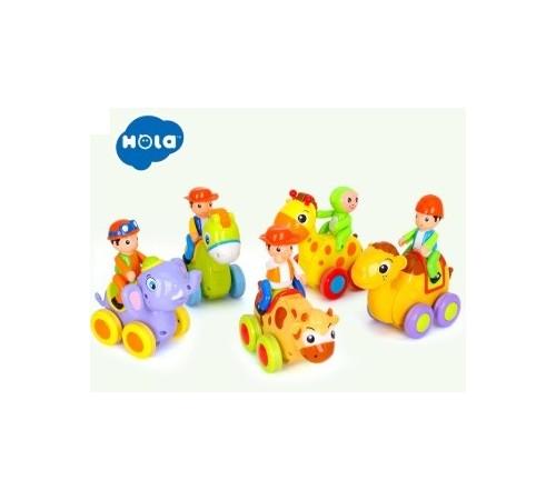 hola toys 366abcde Животное с наездником в асс. (5)