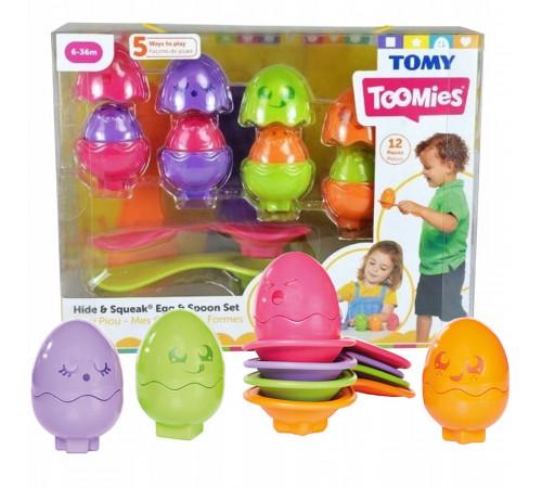 """tomy 27302 Развивающая игра """"Яйца"""" e73082"""