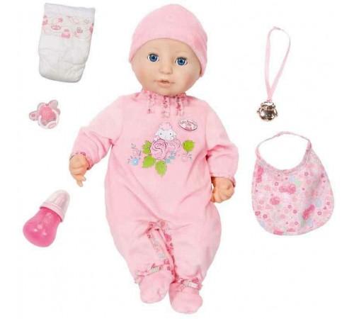 Детскиймагазин в Кишиневе в Молдове zapf creation 794401 Интерактивная кукла baby annabell (43 см.)