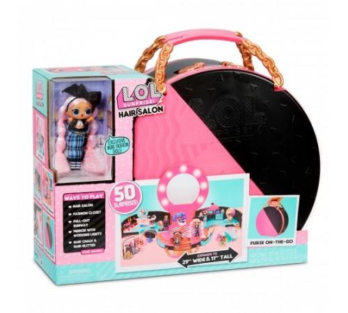 """Детскиймагазин в Кишиневе в Молдове l.o.l. 571322 Игровой набор с куклой surprise! серии j.k. """"Салон красоты"""""""