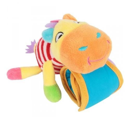 """Детскиймагазин в Кишиневе в Молдове happy snail 14hsk07sp Игрушка на липучке """"Жираф Спот"""""""