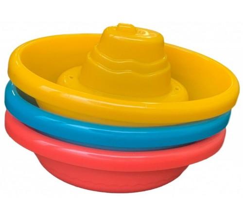 """baby mix hs-0221 Набор игрушек для купания """"Лодочки"""""""