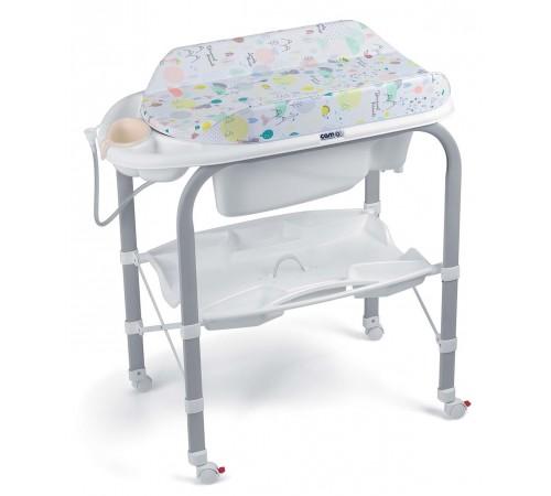 cam Пеленальный столик с ванной cambio С209-c243 Друзья