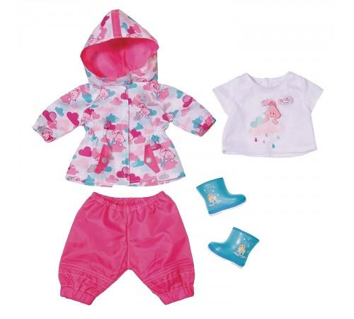 Детскиймагазин в Кишиневе в Молдове zapf creation 823781 Комплект одежды для дождливой погоды  baby born