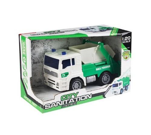 """op МЕ01.168 masina cu inertie """"camion de gunoi"""""""