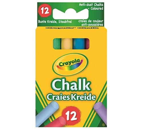 crayola 281 Цветные мелки (12 шт.)
