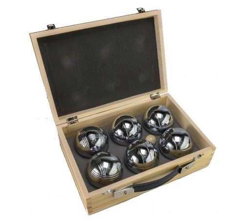 """tactic 56319 Игра """"Петанк"""" в деревянном ящике"""