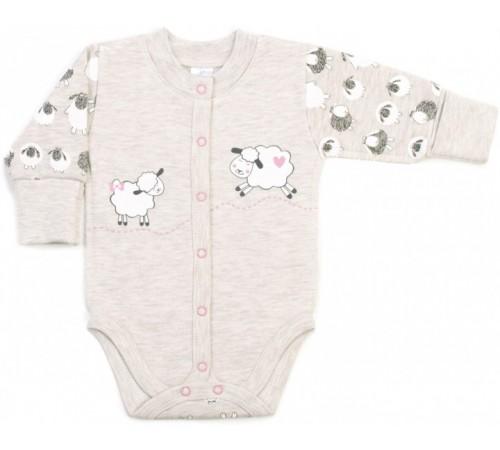 Одежда для малышей в Молдове veres 102.84.62 Боди sheep heat р.62