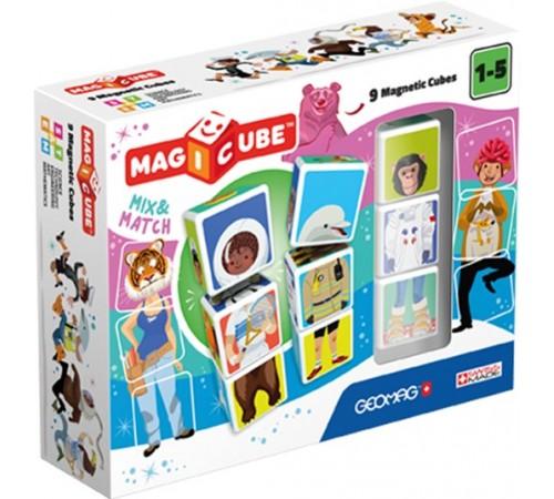 "geomag 124 Магнитные кубики ""magicube mix & match"" (9 шт.)"