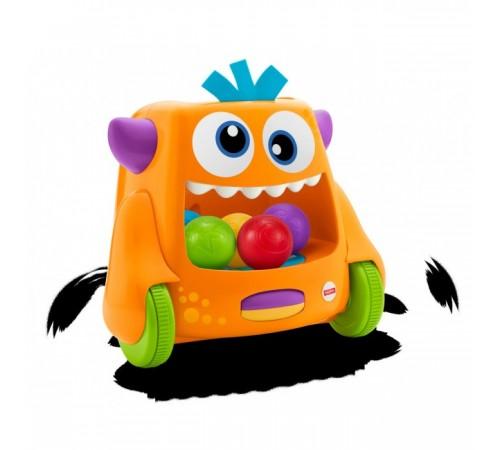 "Детскиймагазин в Кишиневе в Молдове Игрушка ""Монстрик с шариками"" fisher-price"
