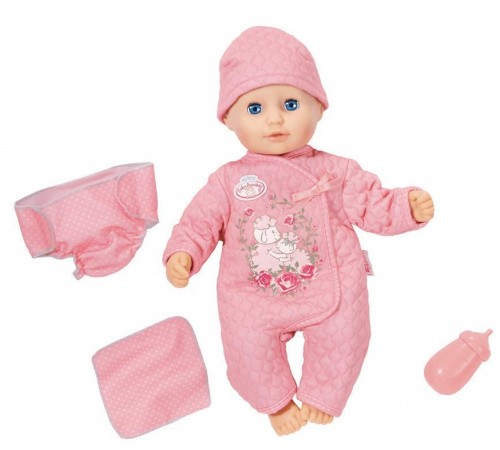 "zapf creation 700594 Кукла ""Веселый малыш"" baby annabell (36 см.)"