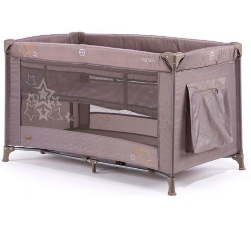 chipolino Манеж-кровать ariel kosiar0212la латте