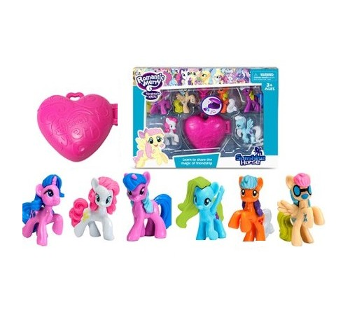 Jucării pentru Copii - Magazin Online de Jucării ieftine in Chisinau Baby-Boom in Moldova op ДЕ04.31 set de figuri ponei