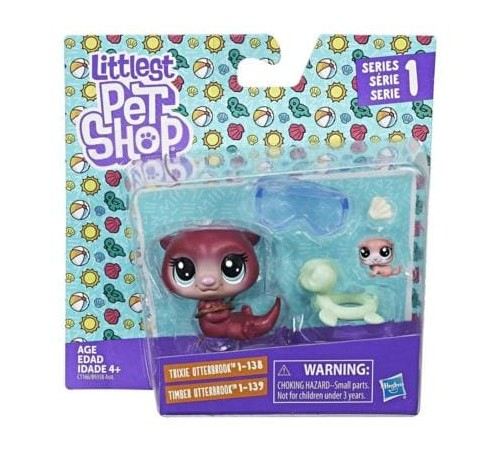 littlest pet shop b9358 Набор Два Пета