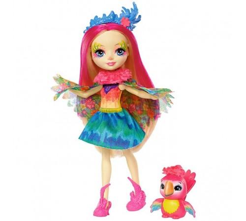 """enchantimals fjj21 Кукла """"Попугай Пики"""""""
