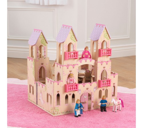 Детскиймагазин гусь-гусь в Кишиневе в Молдове kidkraft 65259 Домик для кукол princess castle