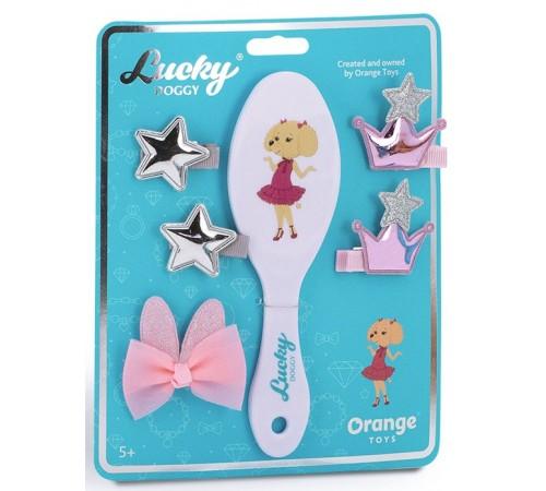 orange toys set de accesorii pentru păr lda5004
