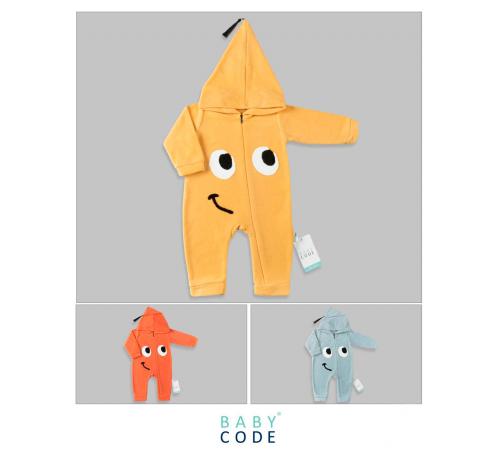 "baby code 347008 Комбинезон ""Глазки"" (62-68-74 см.) в асс."
