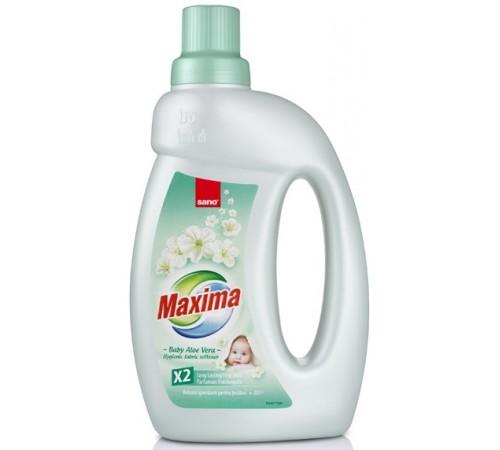 sano maxima balsam pentru haine baby aloe vera (2 l.) 423161