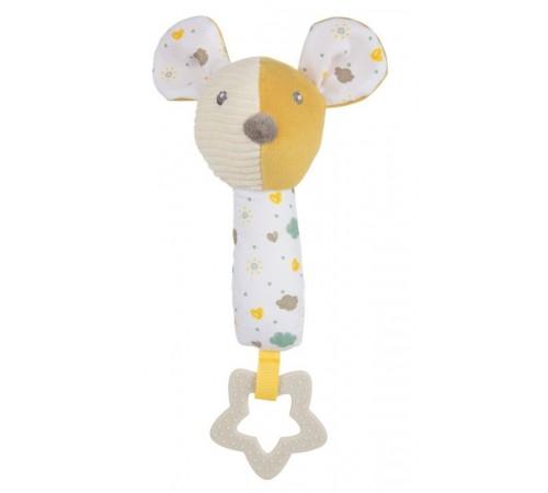 """Jucării pentru Copii - Magazin Online de Jucării ieftine in Chisinau Baby-Boom in Moldova canpol 77/205 jucărie de pluș cu inel gingival """"mouse"""""""