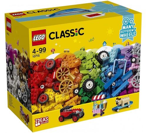 "lego classic 10715 Конструктор ""Модели на колёсах"" (442 дет.)"