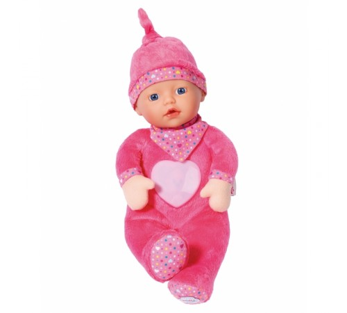 zapf creation 824061 Интерактивная кукла baby born first love nightfriends (30 см.)