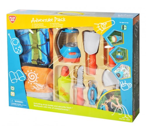 Jucării pentru Copii - Magazin Online de Jucării ieftine in Chisinau Baby-Boom in Moldova playgo 5305 set turistic