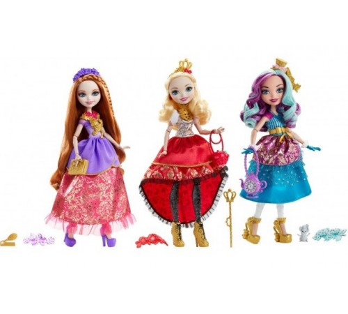 """Игрушки в Молдове  ever after high dvj17  Кукла """"Принцесса всемогущая"""" в асс. (3)"""