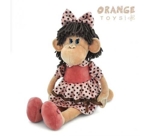 Детскиймагазин в Кишиневе в Молдове orange toys Обезьянка Лулу 25см 5008/25