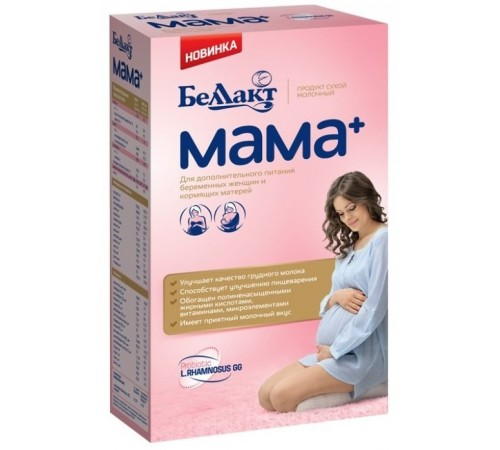 """БЕЛЛАКТ """"МАМА +"""" 400 гр."""