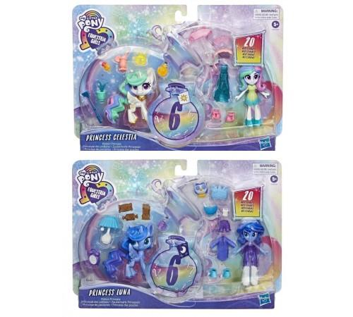 "my little pony e9103 Игровой набор с аксессуарами "" Принцесса из Эквестрии"" в асс."