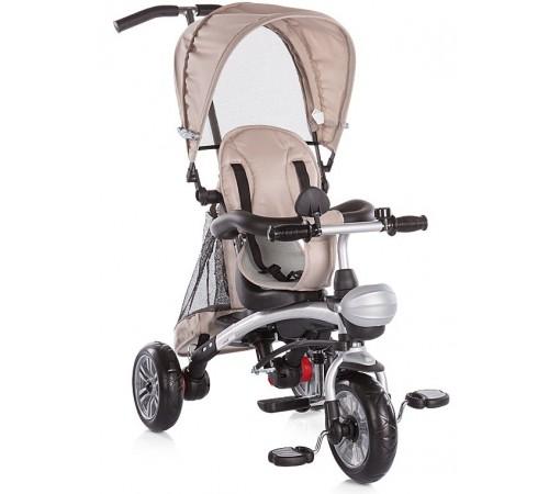 chipolino Трицикл maverick trkma0163be бежевый