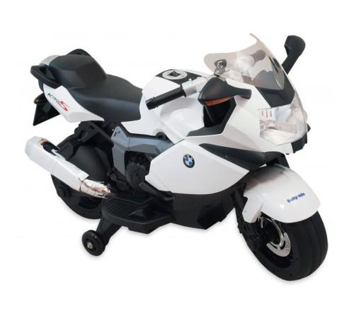 baby mix ur-z283-12v motocicleta electrica alb